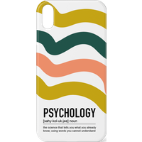 Psychology Definition Phone Case for iPhone and Android - iPhone 11 - Snap Case - Matte