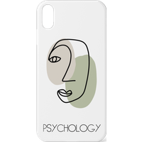 Psychology Phone Case for iPhone and Android - iPhone 11 Pro - Snap Case - Matte