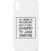 Degree In Psychology Phone Case for iPhone and Android - iPhone 7 - Snap Case - Matte