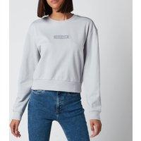 Calvin Klein Performance Women's Essentials Pullover - Antique Grey - S