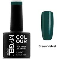 Mylee MyGel Gel Polish 10ml (Various Shades) - Green Velvet