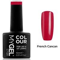 Mylee MyGel Gel Polish 10ml (Various Shades) - French Cancan