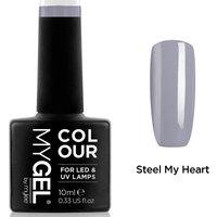 Mylee MyGel Gel Polish 10ml (Various Shades) - Steel My Heart