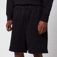 Y-3 Men's Classic Terry Shorts - Black - XL
