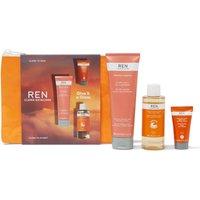 REN Clean Skincare Give It a Glow Set