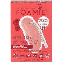FOAMIE Shampoo Bar - Raspberry for Coloured Hair