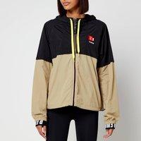 P.E Nation Women's Propel Jacket - Olive Gray - XS