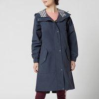 Barbour Womens Greylag Jacket - Summer Navy - UK 10