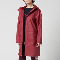 Barbour Womens Sandridge Showerproof Jacket - Mulberry - UK 10