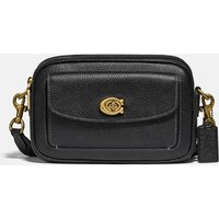 Coach Womens Willow Camera Bag - Black