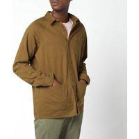 Barbour Beacon Men's Woods Overshirt - Uniform Green - XXL