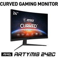 MSI Optix MAG242C 23.6 Curved Gaming Monitor