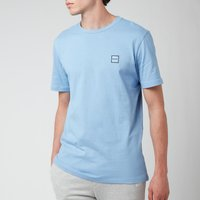 BOSS Casual Mens Tales T-Shirt - Open Blue - M
