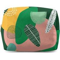 Earth Garden  Makeup Bag