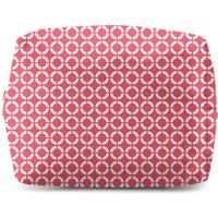 Circular Linear Makeup Bag