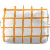 Large Cross Check Makeup Bag