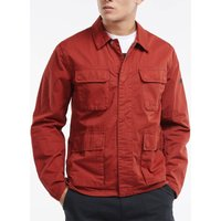 Barbour International Mens Dion Casual Jacket - Clay Red - XL