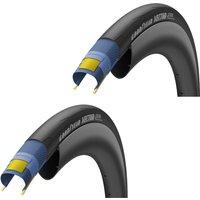 Goodyear Vector 4Seasons Tubeless Road Tyre Twin Pack - 700C x 32mm