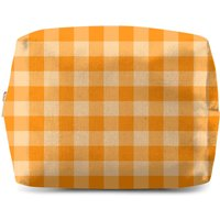 Baking Blanket Orange Wash Bag