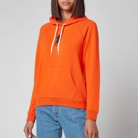 Polo Ralph Lauren Women's Polo Logo Hoodie - Fiesta Orange - XS