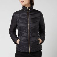 Barbour International Womens Aubern Quilted Jacket - Black -