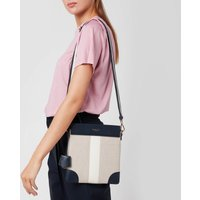 Radley Womens Morris Road Medium Ziptop Cross Body Bag - Natural