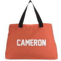 Embossed Cameron Tote Bag