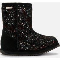 EMU Australia Kids' Galaxy Brumby Waterproof Boots - Black - UK 12 Kids