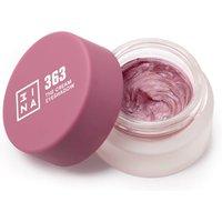Sombra de ojos en crema de 3INA (varios tonos) - 363 Pink