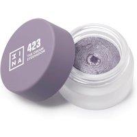 Sombra de ojos en crema de 3INA (varios tonos) - 423 Lilac