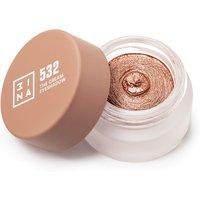 Sombra de ojos en crema de 3INA (varios tonos) - 532 Bronze