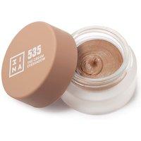 Sombra de ojos en crema de 3INA (varios tonos) - 535 Light Brown