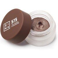 Sombra de ojos en crema de 3INA (varios tonos) - 575 Brown