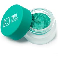 Sombra de ojos en crema de 3INA (varios tonos) - 793 Turquoise