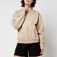 Champion Womens Full Zip Jacket - Brown - XS