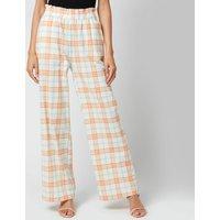 Résumé Womens Embla Trousers - Yellow - DK 34/UK 6