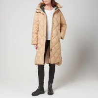 Barbour Womens Sandyford Quilted Jacket - Dk Stone/Ancient - UK 12