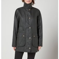 Barbour Womens Tain Wax Jacket - Sage/Ancient - UK 14