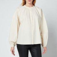 Skall Studio Women's Cilla Shirt - Cream - EU 40/UK 12
