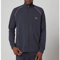 BOSS Bodywear Men's Regular Fit Jacket - Blue - XXL