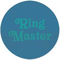 Ring Master Round Bath Mat