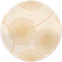 Dandelions Round Bath Mat