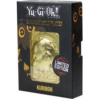 24K Gold plated Yu-Gi-Oh! Kuriboh Card