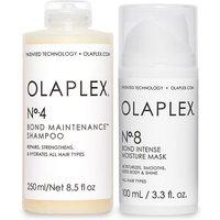Paquete de Olaplex nº 4 y nº 8