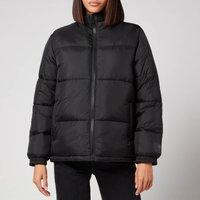 PS Paul Smith Womens Fibre Down Jacket - Black - XS