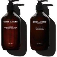Grown Alchemist Hand Wash and Hand Cream Set