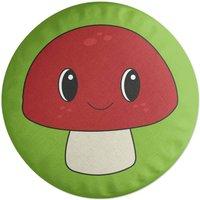 Mushroom Round Cushion