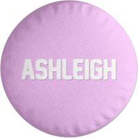 Embossed Ashleigh Round Cushion