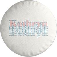 Kathryn Round Cushion