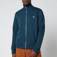 PS Paul Smith Men's Regular Fit Zip Track Jacket - Navy - M